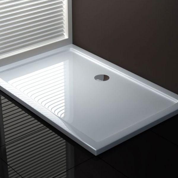 Piatto docciaABS foroCENTRALE 1 Ceramashop Store Online di igienico-sanitari ed accessori per il bagno