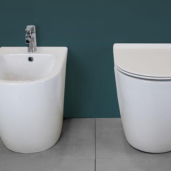 ROUND SLIM TERRA 2 Ceramashop Store Online di igienico-sanitari ed accessori per il bagno