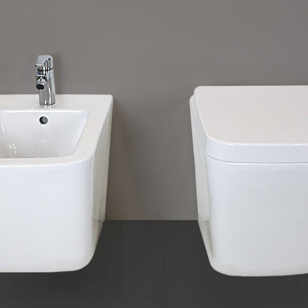 SQUARE NORMAL SOSPESO 2 Ceramashop Store Online di igienico-sanitari ed accessori per il bagno