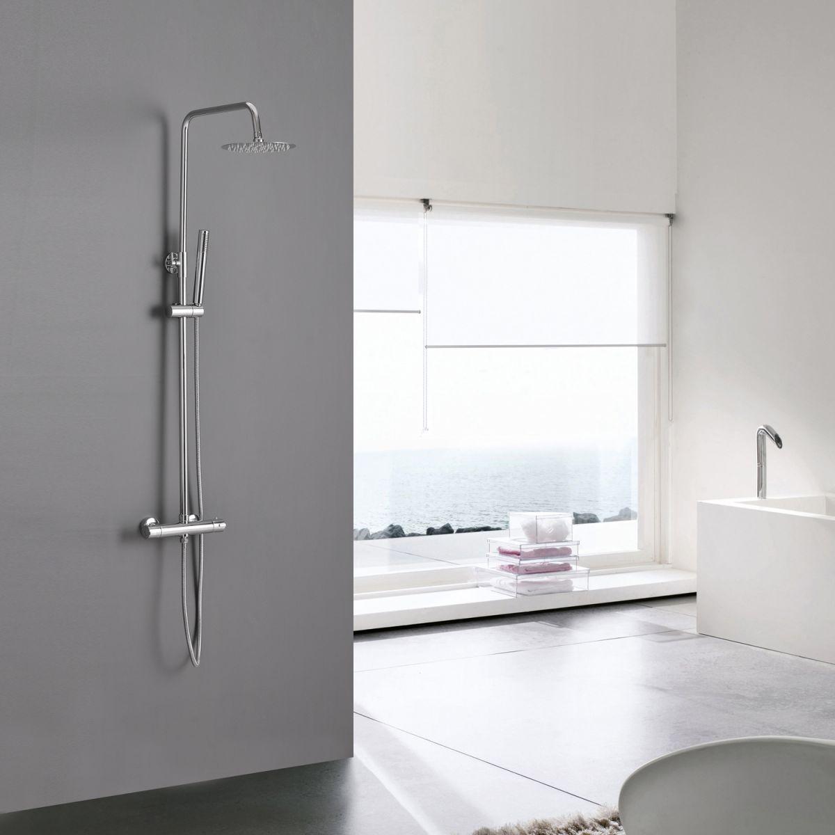 SS 01 Colonna doccia termostatica
