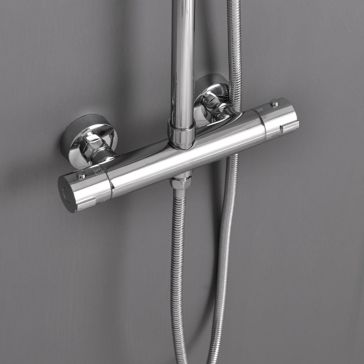 SS 01 2 Colonna doccia termostatica