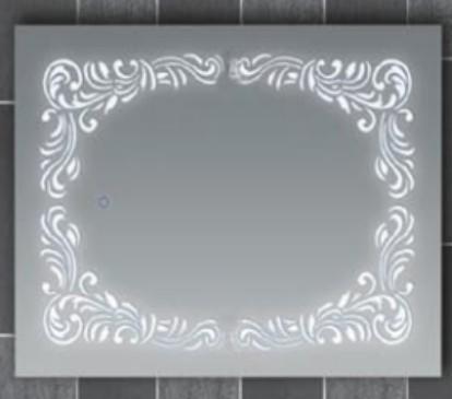 BM41 6010 000 1386 Specchio da Bagno
