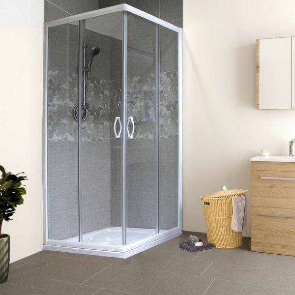 Box doccia Giove Ceramashop Store Online di igienico-sanitari ed accessori per il bagno