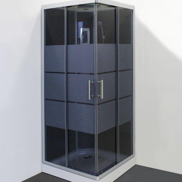 Cabina doccia Minerva frontale Ceramashop Store Online di igienico-sanitari ed accessori per il bagno