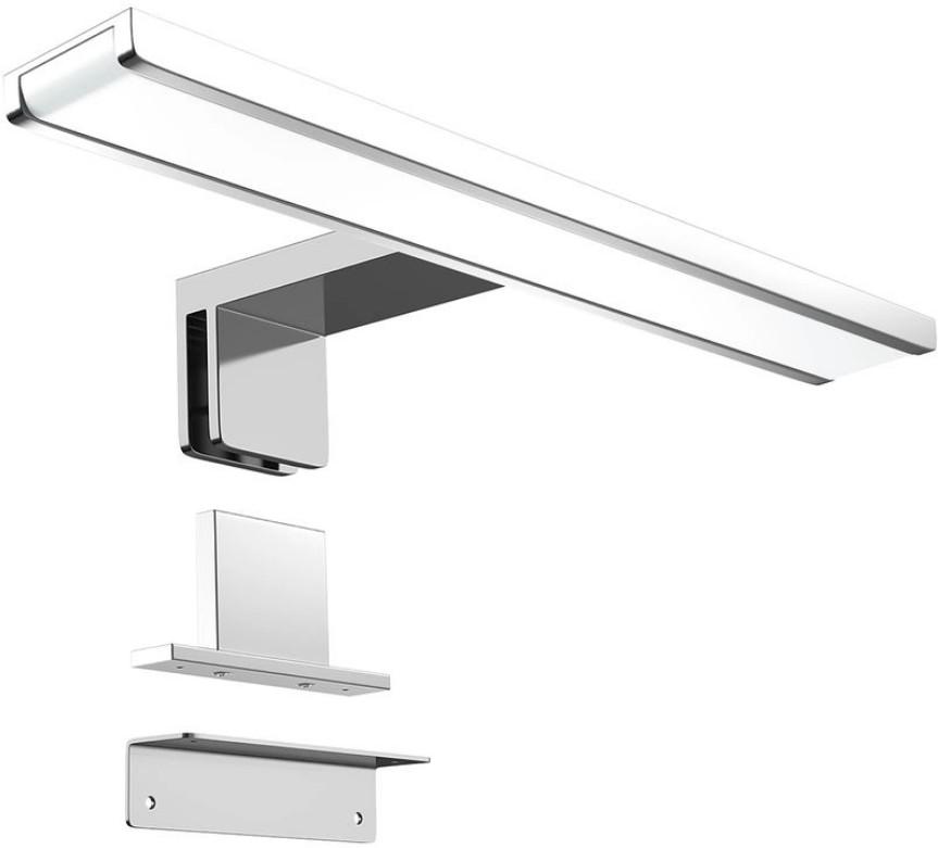 LAMPADA LED 3 1 Lampada bagno a LED in alluminio da 30 cm per specchio