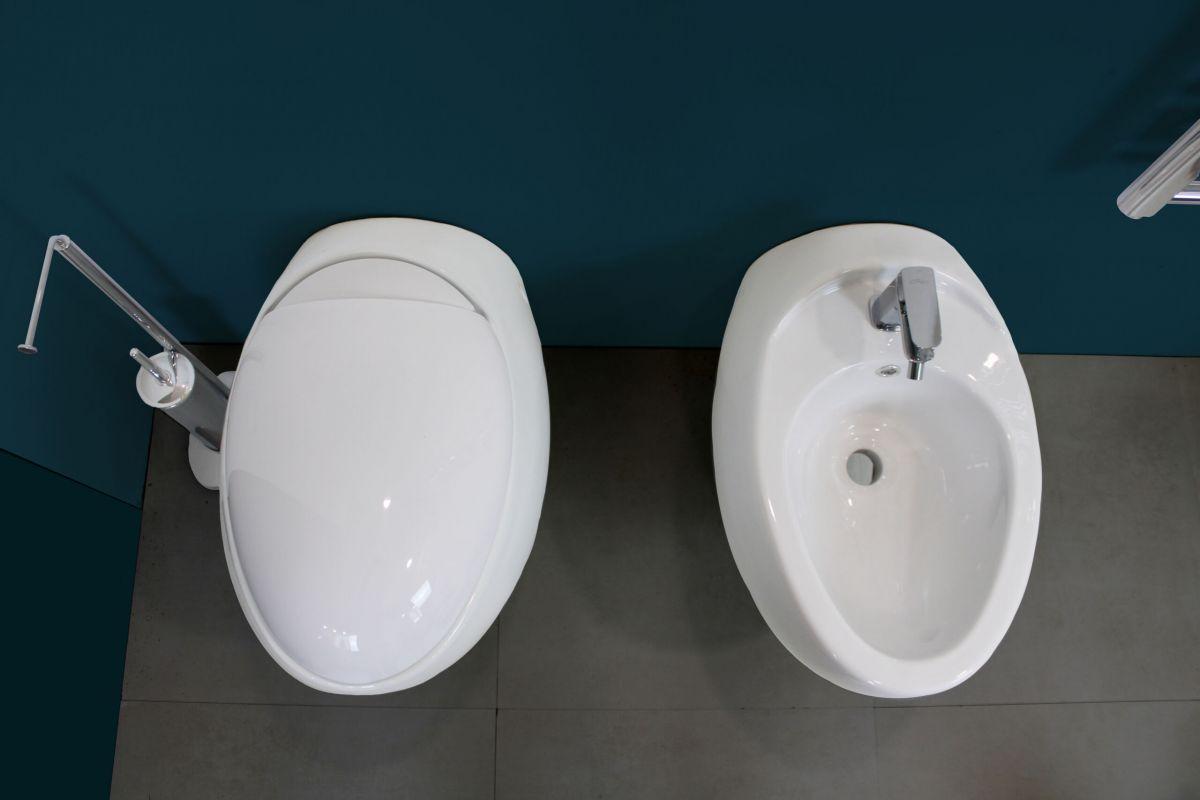 SFERA TERRA 3 scaled Sanitari filo muro Sfera in ceramica Vaso+Bidet+Coprivaso Soft Close