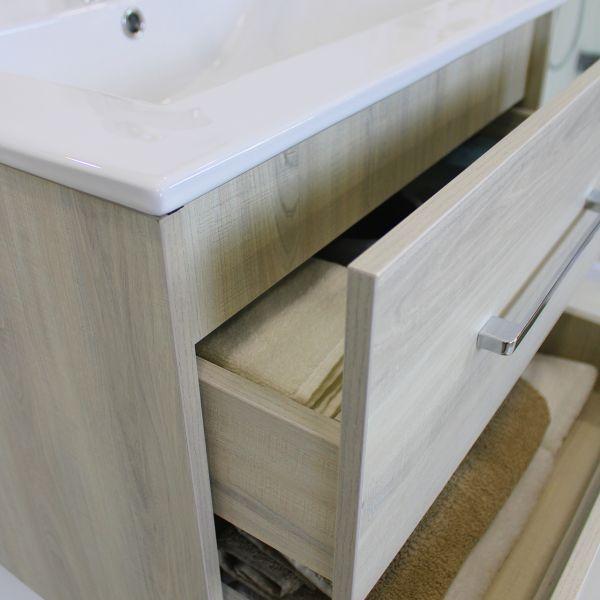 PRAGA 60 BIANCO LATERALE Ceramashop Store Online di igienico-sanitari ed accessori per il bagno