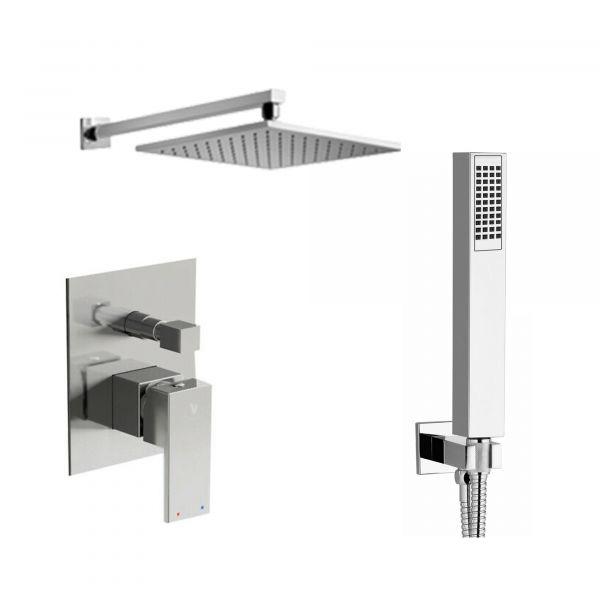Kit doccia Square Ceramashop Store Online di igienico-sanitari ed accessori per il bagno