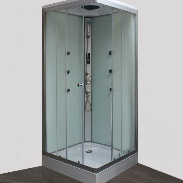 Cabina doccia Olimpia 90x90 Ceramashop Store Online di igienico-sanitari ed accessori per il bagno