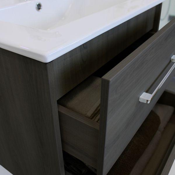 PRAGA 60 grigio LATERALE Ceramashop Store Online di igienico-sanitari ed accessori per il bagno