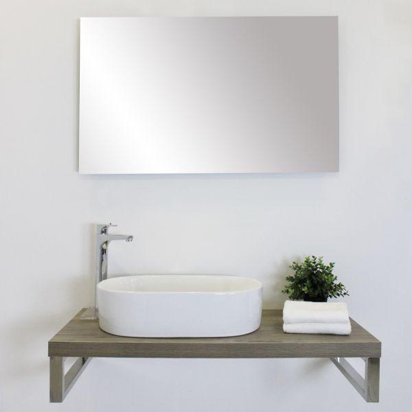 mensolone con specchio 2 Ceramashop Store Online di igienico-sanitari ed accessori per il bagno