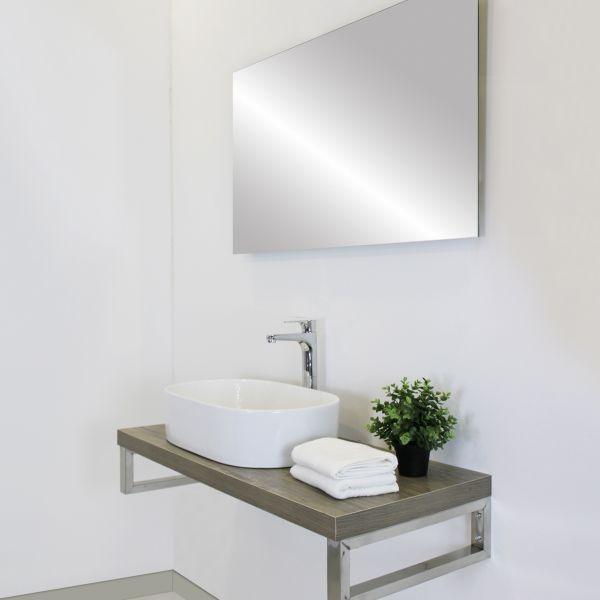 mensolone con specchio Ceramashop Store Online di igienico-sanitari ed accessori per il bagno