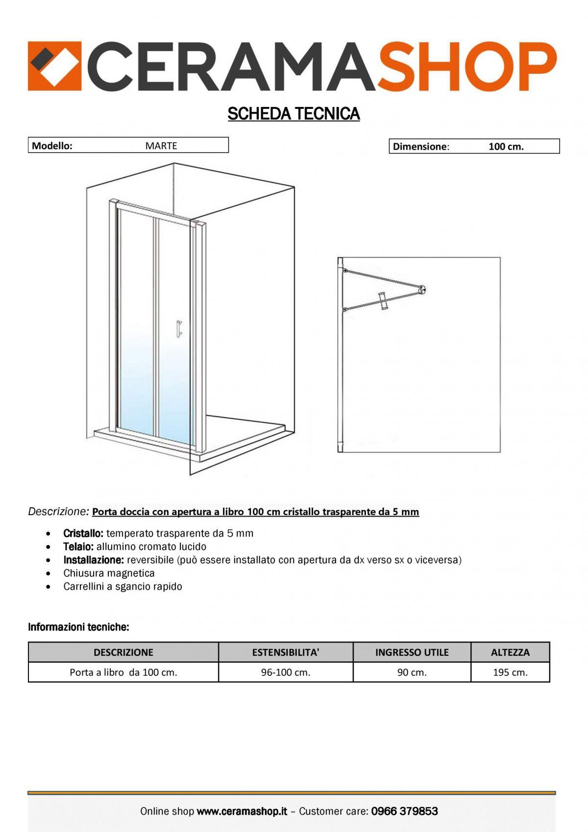 LIBRO 100 0001 scaled Porta doccia