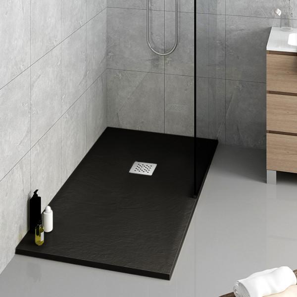 Piatto doccia DarkGrey Ceramashop Store Online di igienico-sanitari ed accessori per il bagno
