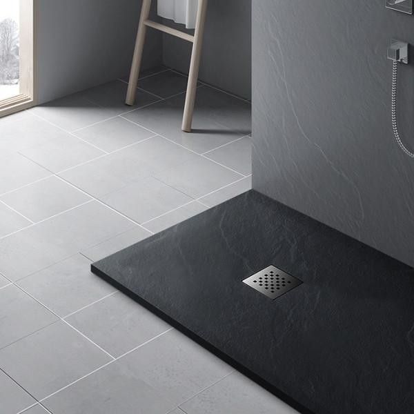 Piatto doccia NERO Ceramashop Store Online di igienico-sanitari ed accessori per il bagno