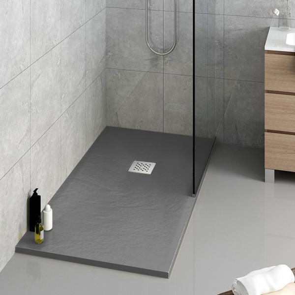 Piatto doccia grigio Ceramashop Store Online di igienico-sanitari ed accessori per il bagno