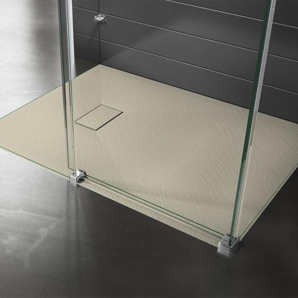 Piatto doccia effpietra beige 2 Ceramashop Store Online di igienico-sanitari ed accessori per il bagno