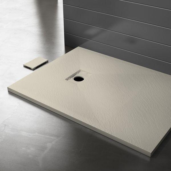 Piatto doccia effpietra beige 3 Ceramashop Store Online di igienico-sanitari ed accessori per il bagno
