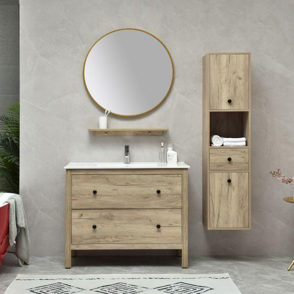 parigi 1 rovere 1 Ceramashop Store Online di igienico-sanitari ed accessori per il bagno