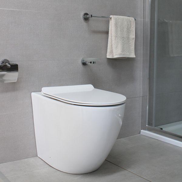 Sanitari Round singolo Ceramashop Store Online di igienico-sanitari ed accessori per il bagno