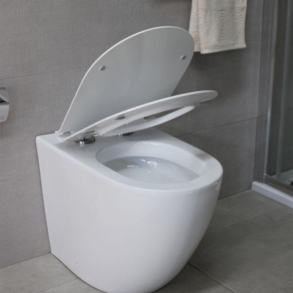 Sanitari Round singolo particolare 2 Ceramashop Store Online di igienico-sanitari ed accessori per il bagno