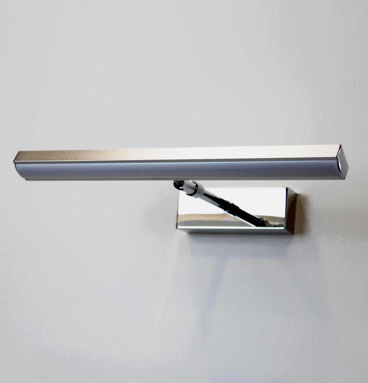 Lampada Led 1 Lampada bagno a LED da muro in alluminio da 40 cm per specchio