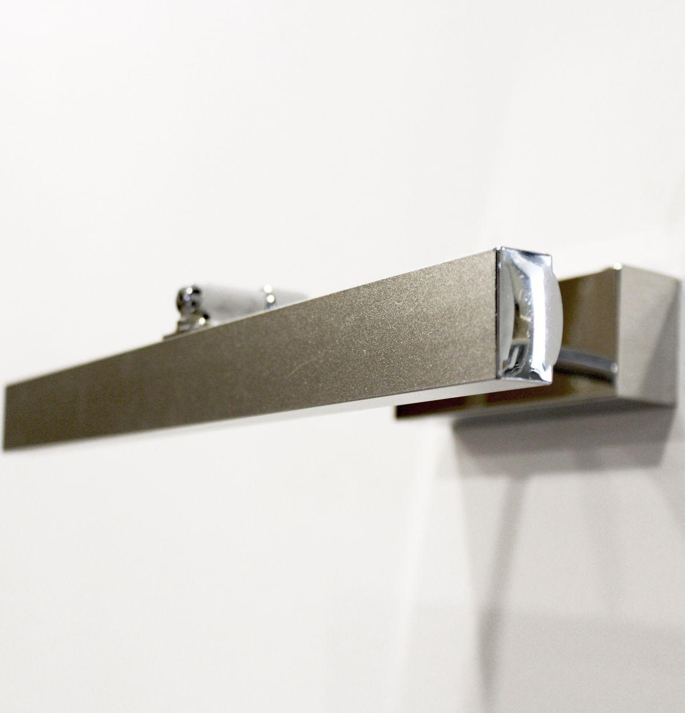 Lampada Led 3 Lampada bagno a LED da muro in alluminio da 40 cm per specchio