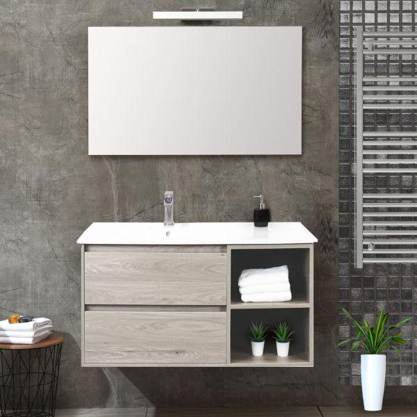 Londra singolo bianco Ceramashop Store Online di igienico-sanitari ed accessori per il bagno