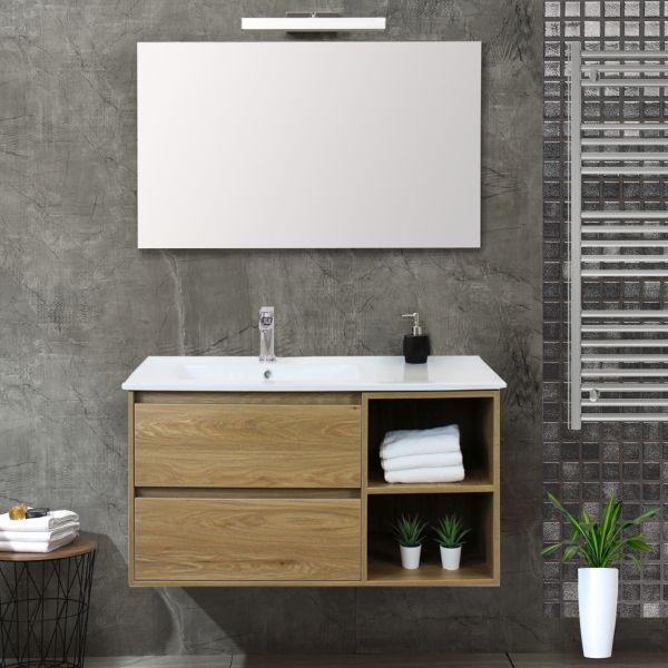 Londra singolo rovere Ceramashop Store Online di igienico-sanitari ed accessori per il bagno