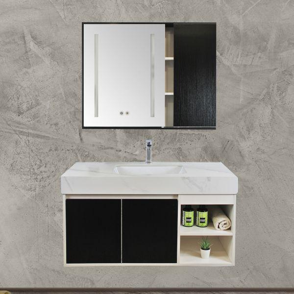 Mobile bagno Denver frontale Ceramashop Store Online di igienico-sanitari ed accessori per il bagno