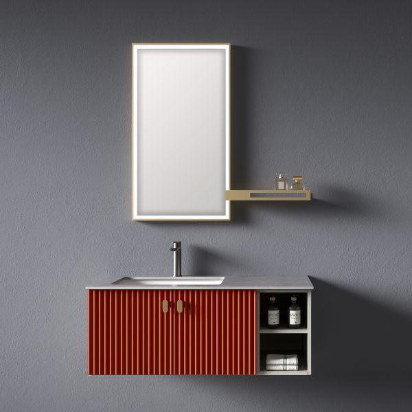 Mobile bagno sospeso ISTAMBUL PW05100B Ceramashop Store Online di igienico-sanitari ed accessori per il bagno