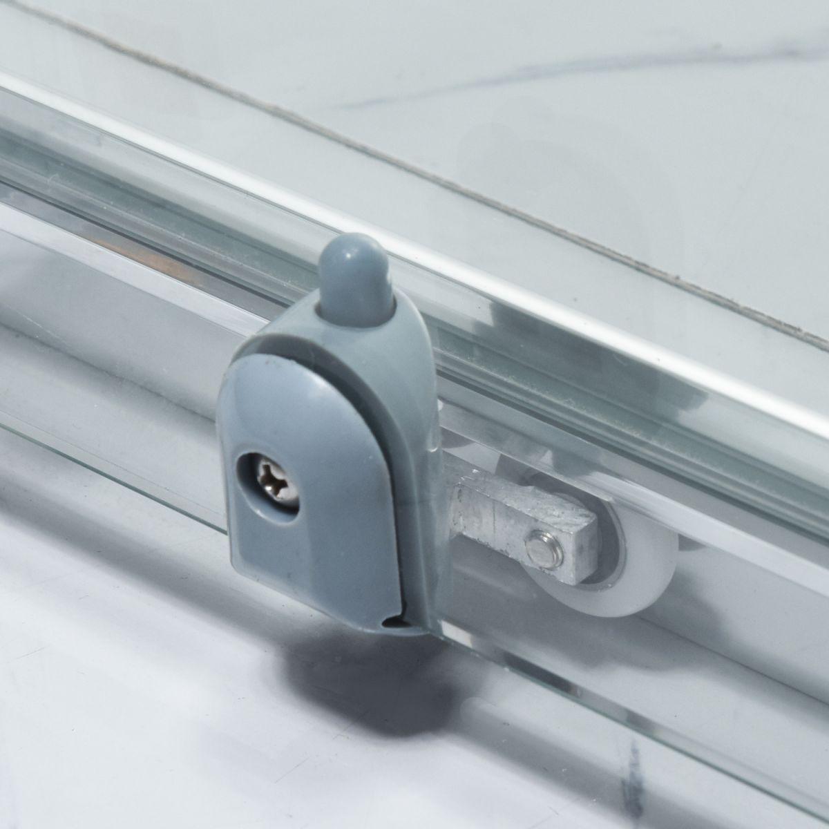 """SC 66 6 Porta doccia Nicchia """"Saturno"""