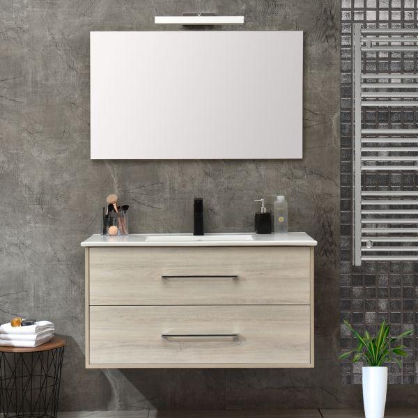mobile 120 senza colonna bianco Ceramashop Store Online di igienico-sanitari ed accessori per il bagno