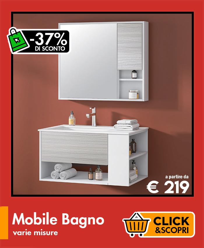 Banner quadrati MOBILI BAGNO Ceramashop Store Online di igienico-sanitari ed accessori per il bagno