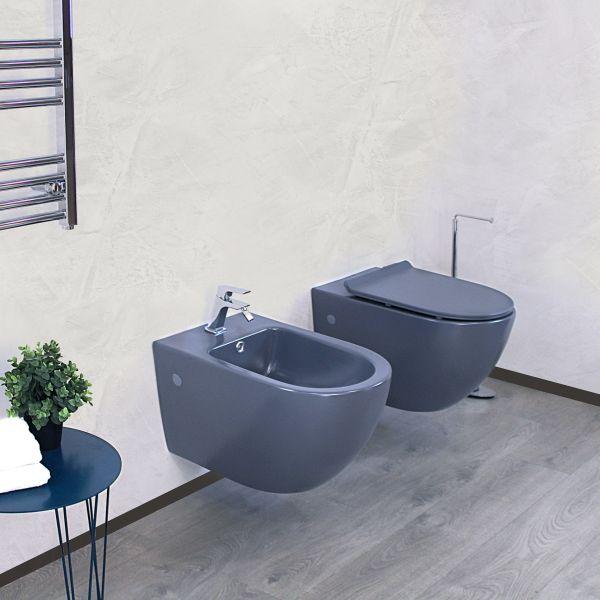 Round sospeso grigio 1 1 Ceramashop Store Online di igienico-sanitari ed accessori per il bagno