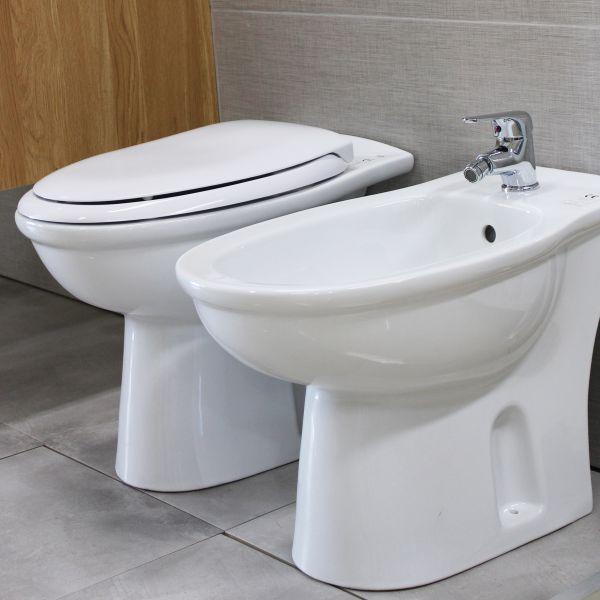 Sanitari filo muto Karla 1 Ceramashop Store Online di igienico-sanitari ed accessori per il bagno