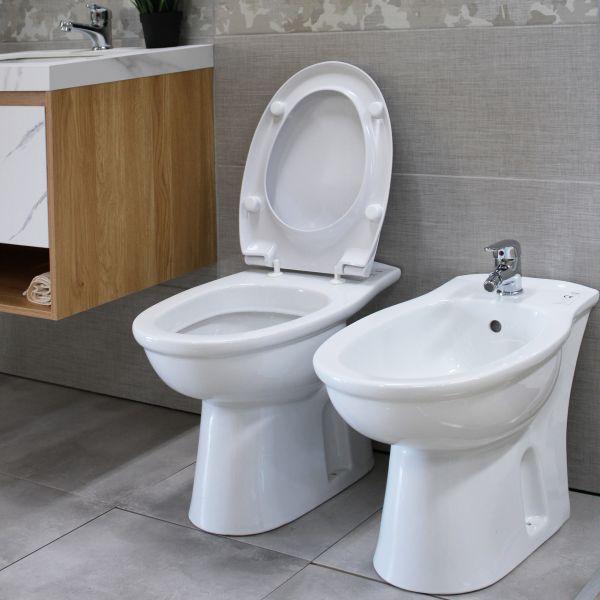 Sanitari filo muto Karla 4 Ceramashop Store Online di igienico-sanitari ed accessori per il bagno